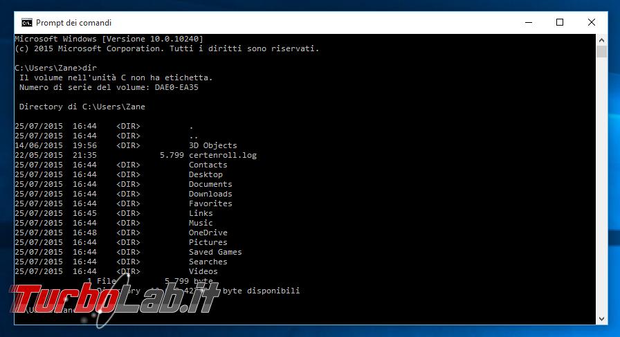 guida windows 10  tutte le novit u00e0 del  u0026quot prompt dei comandi