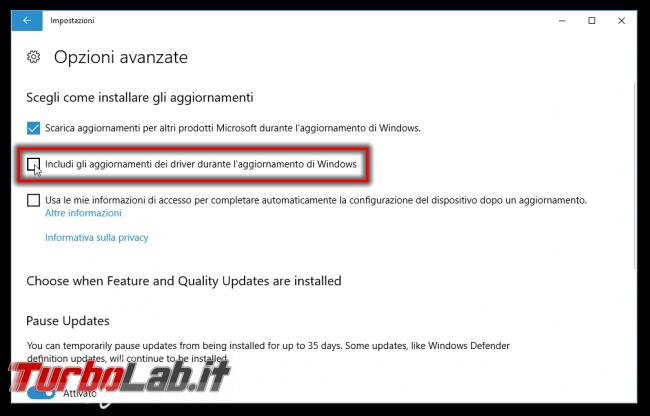 10+ funzioni inutili puoi rimuovere Windows 10