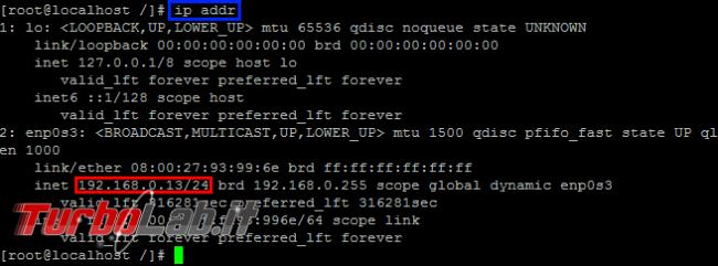 Abilitare accesso Internet interfaccia rete (eth0) CentOS 7