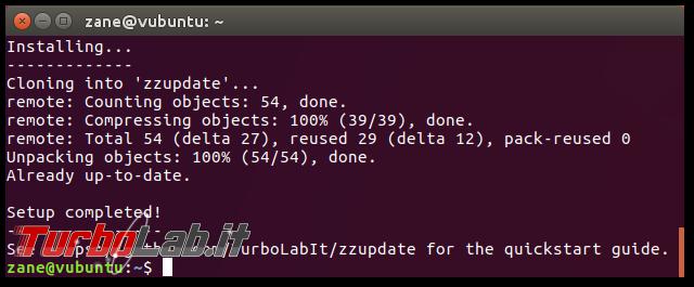 Aggiornare Ubuntu: quali differenze apt-get update, apt-get upgrade apt-get dist-upgrade? modo migliore è... zzupdate!