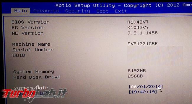 Aiuto! Installazione Linux / Ubuntu non vede disco SSD! Come attivare AHCI disattivare RAID senza reinstallare Windows?