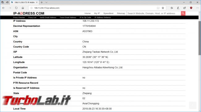 Aiuto, server web sotto attacco! Come bloccare firewall rete indirizzo IP Linux Ubuntu CentOS (guida)