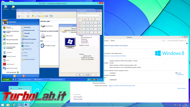 Allarme! Scoperta BlueKeep, vulnerabilità critica Desktop remoto: Microsoft rilascia patch Windows XP Windows Server 2003 - remote_desktop_client_99