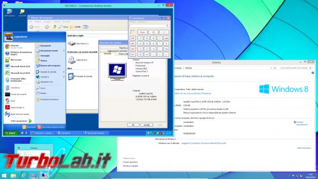 Allarme! Scoperta vulnerabilità critica Desktop remoto: Microsoft rilascia patch Windows XP Windows Server 2003 - remote_desktop_client_99