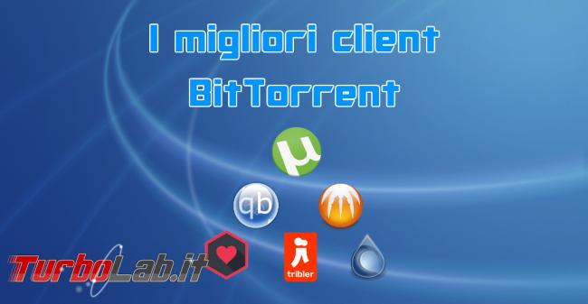 Alternative uTorrent: 5+ migliori programmi BitTorrent 2017 - Migliori client bittorrent spotlight