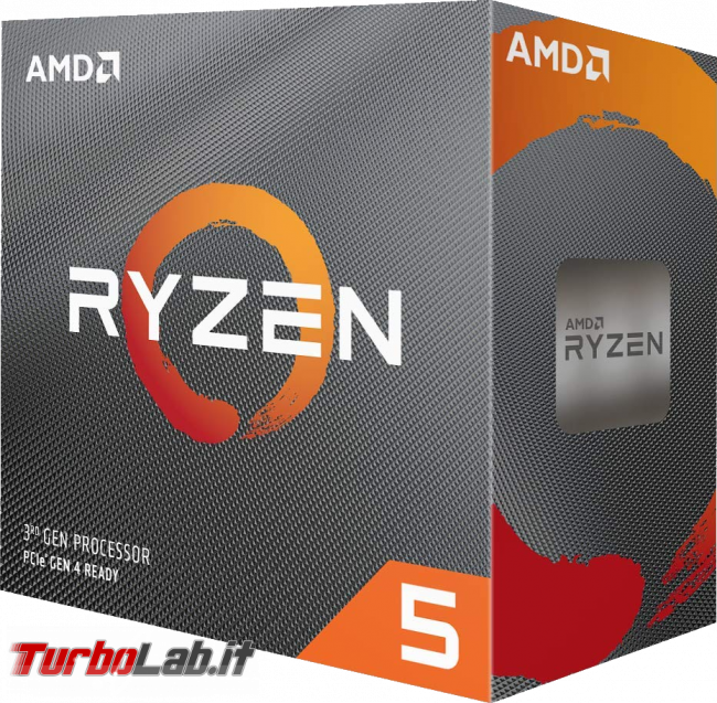 AMD Ryzen 3600 scheda madre B450: sono compatibili?