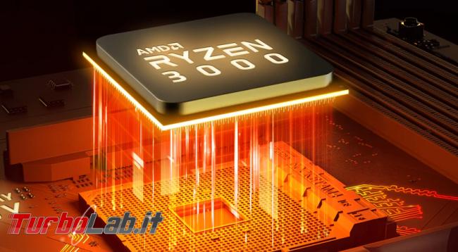 AMD Ryzen 3600 scheda madre B450: sono compatibili? - ryzen 3000 socket cpu