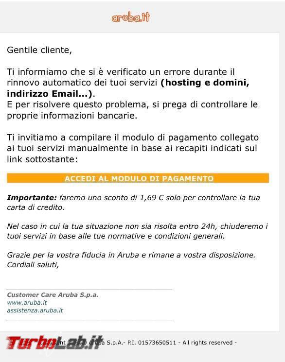 Ancora email phishing nome aruba.it: fate attenzione! - 107913305_1652659484895726_3894229371963314980_n
