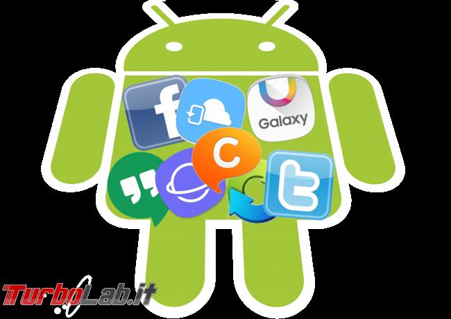Android: come disinstallare app sistema senza root!