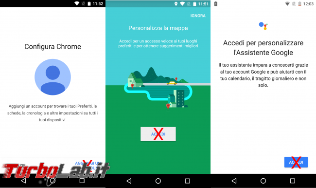 Android senza account Google: si può senza root custom ROM!