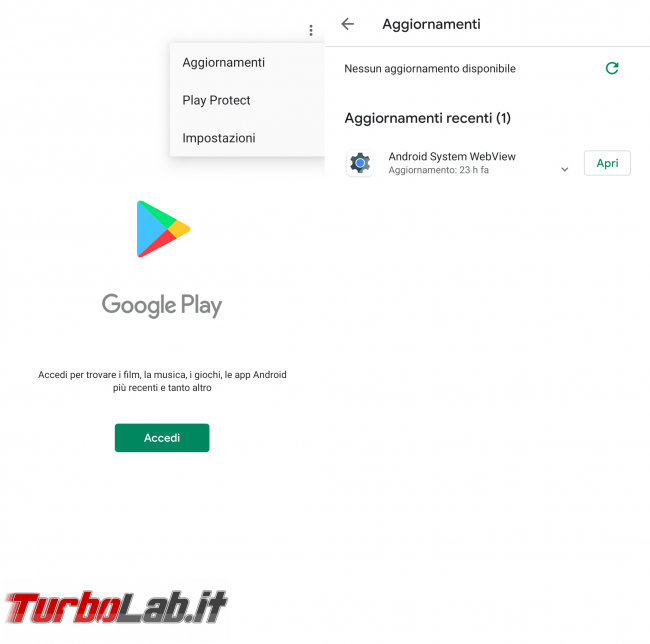 Android senza account Google: si può senza root custom ROM!