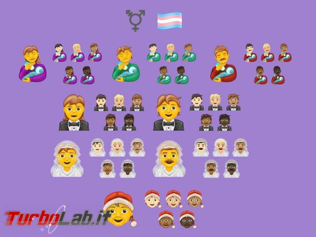 Arrivano 62 emoji nuove zecca. Ne avevamo bisogno?