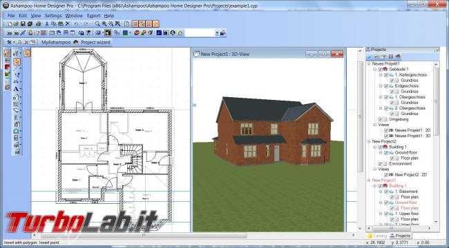Ashampoo Home Designer Pro 1.0.1 regalo tutti