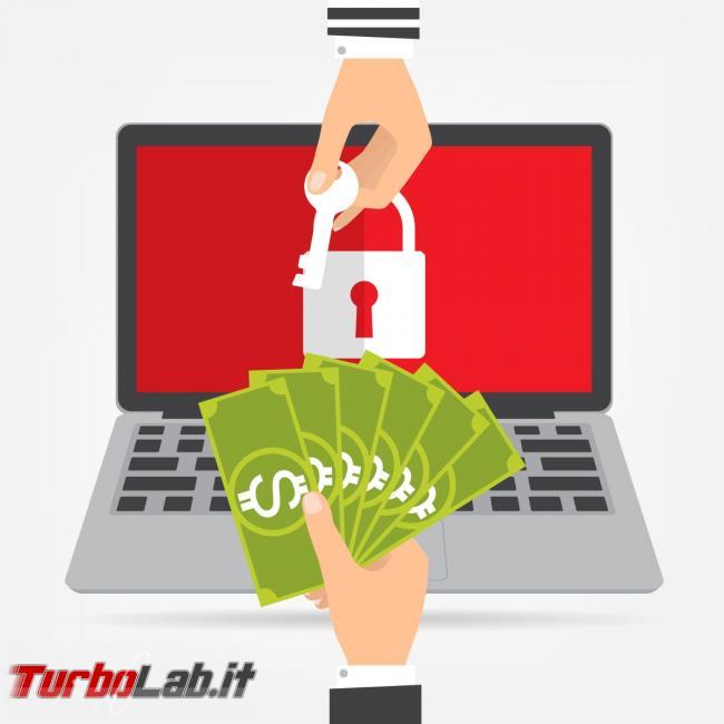 Attacco ransomware Texas: sale numero vittime - ransomware-illustration-1