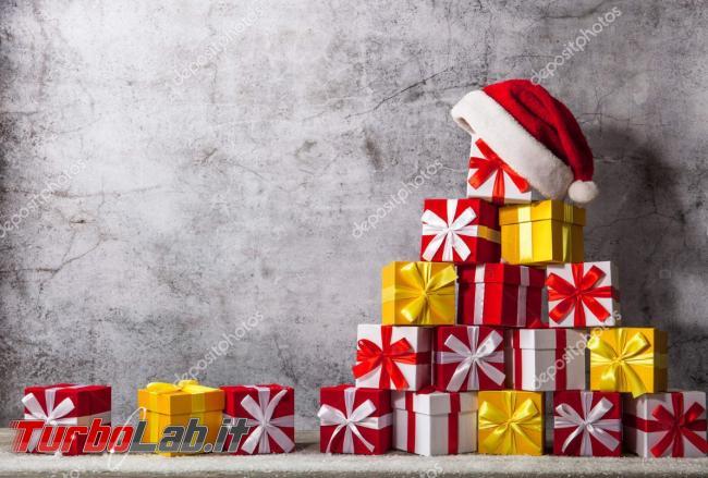 Attenzione truffa scambio regali, schema piramidale fiocchi - FrShot_1575103619