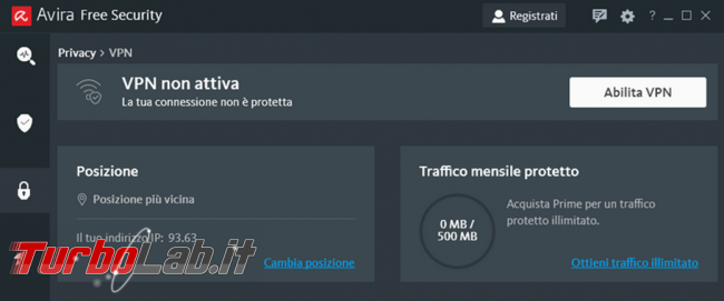 Avira Free Security 2020 prova recensione antivirus gratuito