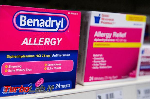 Benadryl Challenge TikTok: muore 15 anni 'overdose antistaminico