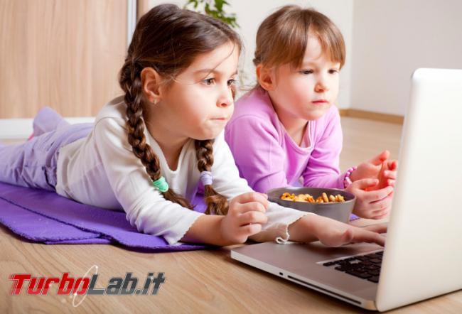 Bimbi tech: niente schermi fino due anni d'età, raccomanda OMS - Annotazione 2019-04-26 145435