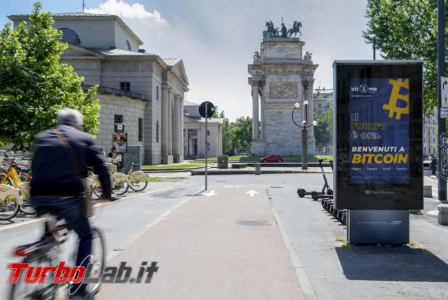 Bit2Me: come comprare Bitcoin altre criptovalute 2021 (exchange europeo facile usare, video) - pubblicità milano bit2me