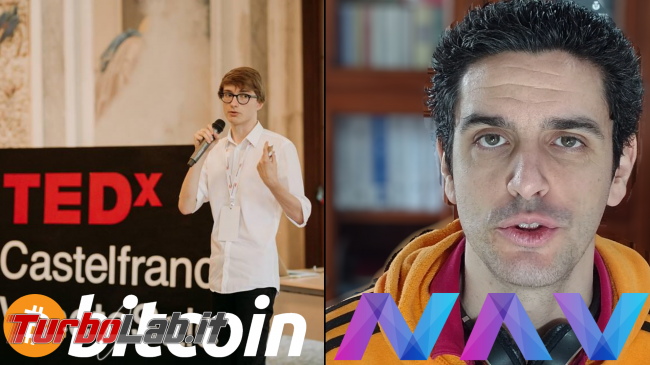 Bitcoin, NAVCoin, privacy DEX: ne parlo Simone Re - intervista skype simone da re