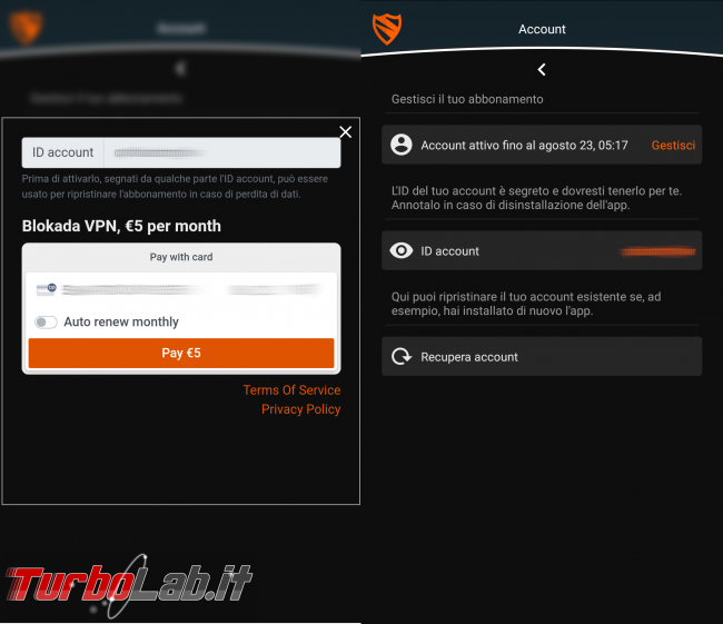 Blocca pubblicità Android senza root 2: guida completa Blokada ( block)