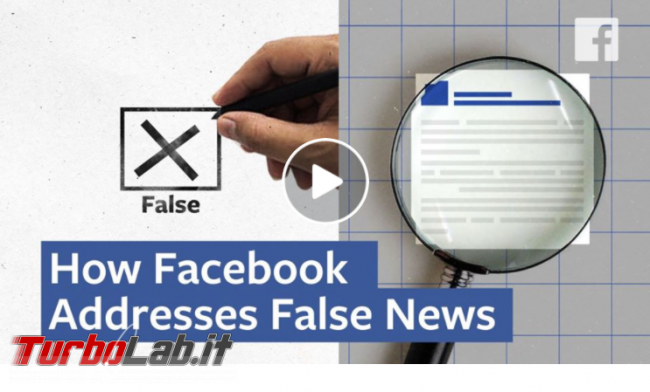 Bloccate fact checker Facebook, perché controllano quello scrivete: bufala verità? - FrShot_1588838181