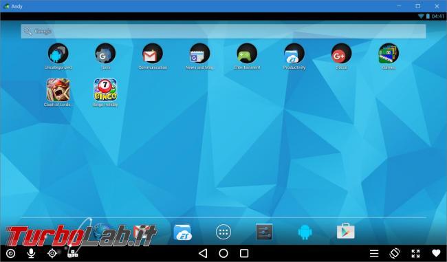 BlueStacks contro Andy contro VirtualBox: qual è miglior emulatore Android eseguire app giochi PC?