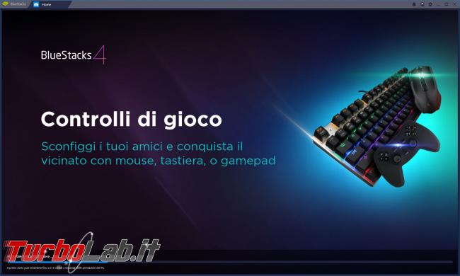 BlueStacks: guida configurare tasti gioco (comandi gamepad oppure mouse tastiera) - zShot_Insider_1552813271