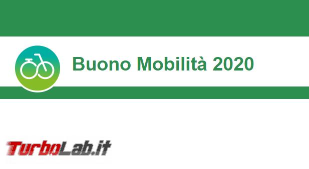 Bonus mobilità, sito non funziona. Corsa contro tempo ottenere contributo - FrShot_1604408136