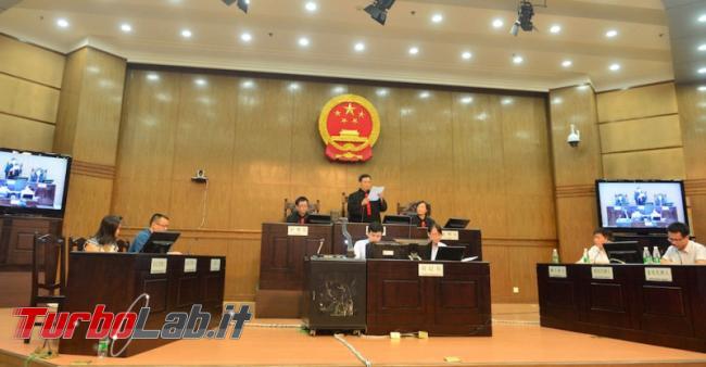 Cina: pugno ferro contro truffe online dopo morte giovane studentessa - china-court-getty_cropped