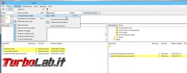Client FTP (FileZilla), guida rapida - caricare scaricare file server FTP remoto - guida filezilla (9)
