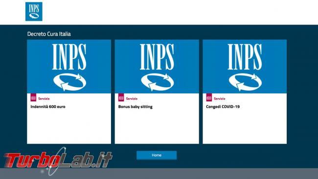 Clonato sito INPS: diffonde malware telefoni Android