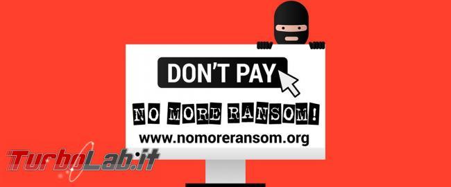 Colpito ransomware? Arrivano nuovi tool non pagare riscatto - new_no-more-ransom-image_2
