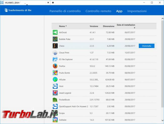 Come accedere remoto dispositivo Android TeamViewer