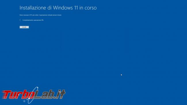 Come aggiornare Windows 11 PC Windows 10 non-compatibile (risolvere errore Questo PC non soddisfa attualmente requisiti sistema Windows 11) (video) - sshot_ext_1633256996
