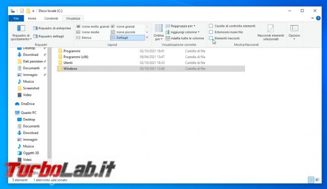 Come aggiornare Windows 11 PC Windows 10 non-compatibile (risolvere errore Questo PC non soddisfa attualmente requisiti sistema Windows 11) (video) - sshot_ext_1633263873