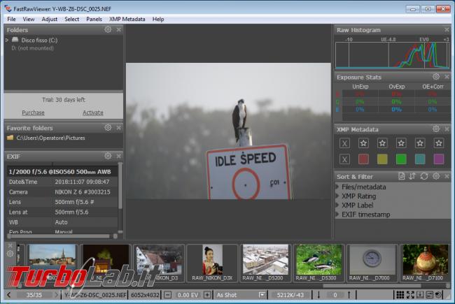 Come aprire foto Raw PC Windows 10 (file .nef, .dng, .cr2, .cr3, .crw, .dng)