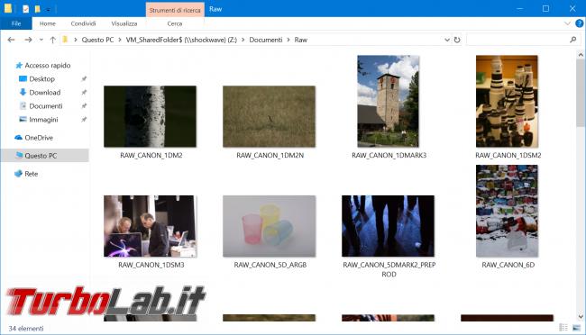 Come aprire foto Raw PC Windows 10 (file .nef, .dng, .cr2, .cr3, .crw, .dng) - zShotVM_1549210197