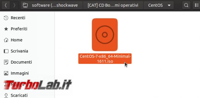 Come aprire (montare) 'immagine ISO Ubuntu linea comando interfaccia grafica (DVD virtuale, guida)