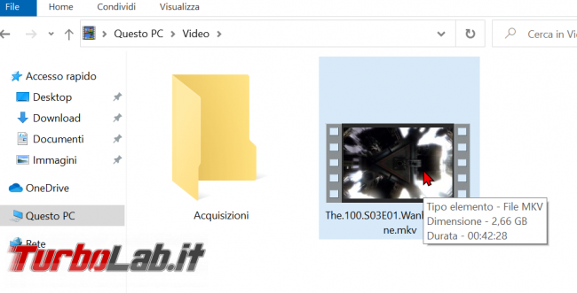 Come aprire video HEVC / H.265 Windows 10 (download codec MP4/MKV, errore elemento è stato codificato formato non supportato) - zShotVM_1574202694