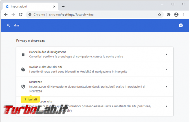 Come attivare DNS over HTTPS (DoH) firefox, chrome, opera edge