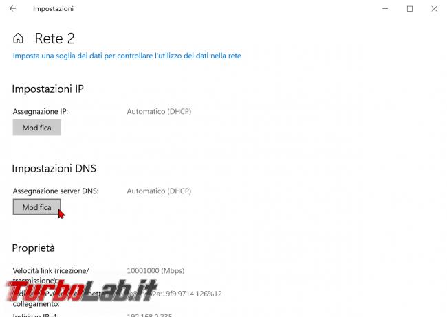 Come attivare DNS over HTTPS (DoH) PC Windows 10 crittografare risoluzione nomi dominio - zShotVM_1620401748
