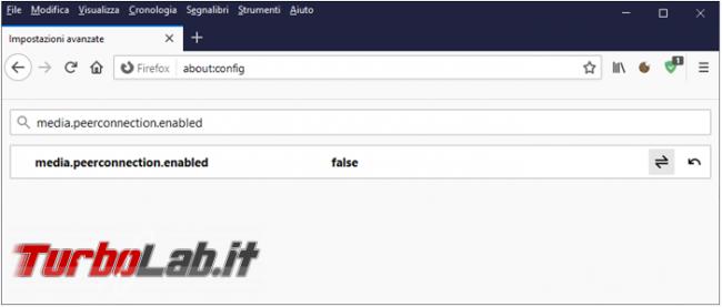 Come aumentare sicurezza privacy Firefox senza ricorrere estensioni