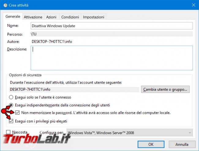 Come bloccare aggiornamenti automatici Windows 10 (disattivare Windows Update) - zShotVM_1549102803