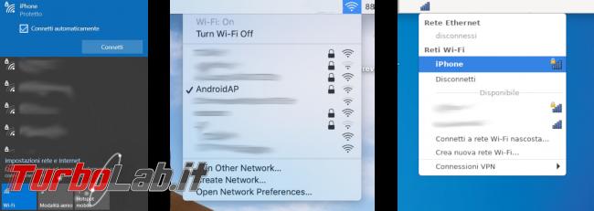 Come connettere internet computer attraverso smartphone [Android-iOS][Windows-Mac-Linux]
