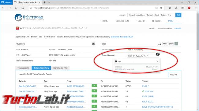 Come controllare stato transazioni blockchain senza installare programmi wallet (Bitcoin, Litecoin, Ripple, NEO, Ethereum ERC20 ecc)