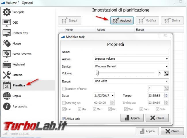 Come controllare volume PC utilizzando tastiera mouse - 2017-03-21 23_36_08-Volume ² - Opzioni