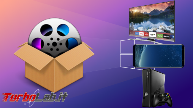 Come convertire video 4K/UHD smartphone/tablet Android, Smart TV console: guida WinX HD Video Converter Deluxe (conversione MP4, H.264, AAC) - WinX HD Video Converter Deluxe