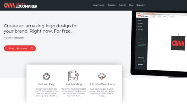 Come creare logo: 5 migliori creatori logo online - FrShot_1624893274_