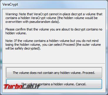 Come criptare partizioni, dischi USB pendrive Veracrypt